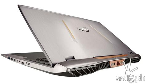 Asus Rog Water Cooled Notebook asus rog gx700 the world s water cooled gaming laptop will debut at p249 995 astig ph