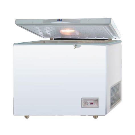 Freezer Box Merk Gea jual gea chest ab 396 tx freezer harga kualitas