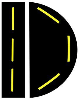 printable road template best photos of free printable roads free printable play