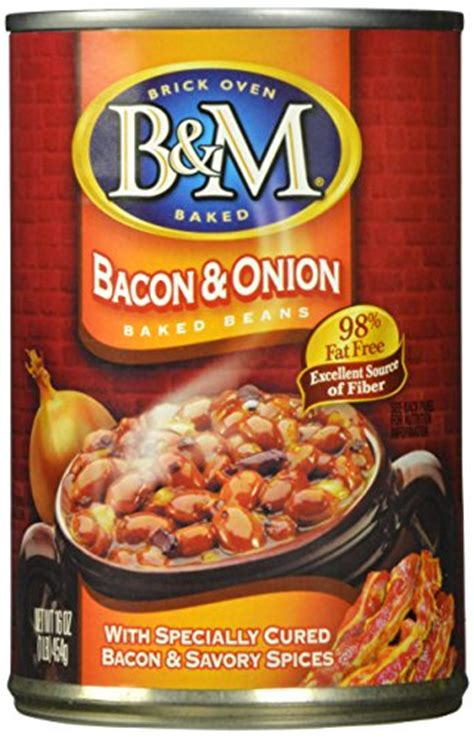 Sale Sg B Gamis Frozen Ungu b m baked beans bacon 16 ounce pack of 12 food beverages tobacco food items fruits