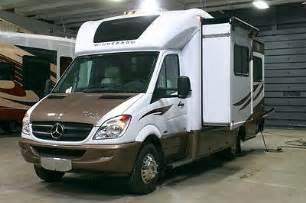 Mercedes Class B Motorhomes For Sale 2014 Winnebago View 24g Diesel Sprinter Class C Motorhome