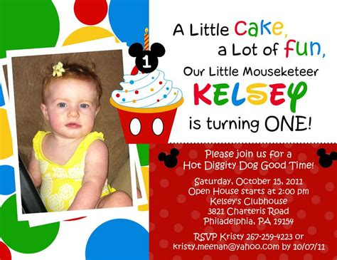 Free Online Construction Design Software free mickey mouse clubhouse 1st birthday invitations