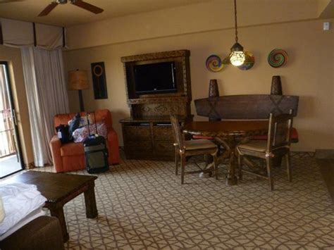 kidani village 2 bedroom villa main room of 2 bedroom villa picture of disney s animal