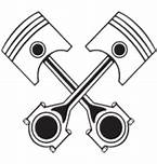 Cross Piston Clip Art At Clkercom Vector