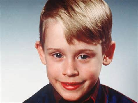 home alone child now 33years and looking healthier