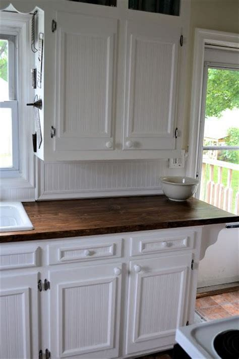 how to reinvent flat cabinet doors and drawer fronts