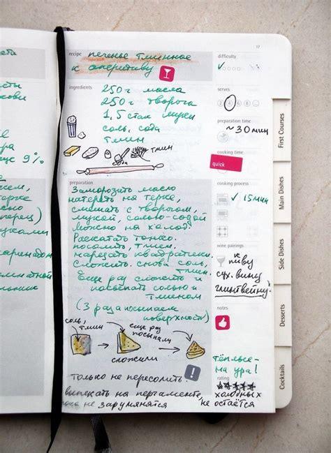 Printable Moleskine Book Journal Template Free Template Design Moleskine Recipe Journal Template
