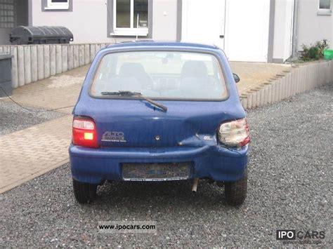 2000 Suzuki Alto 2000 Suzuki Alto Gl Car Photo And Specs