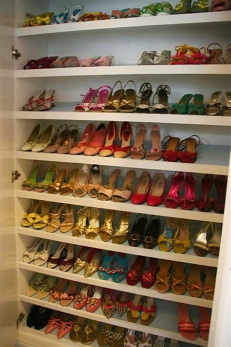 storage of shoes pdf diy shoe storage unit plans simple corner