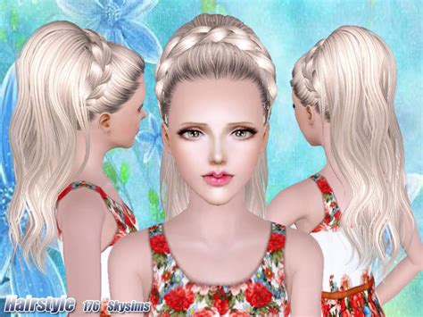 hairstyles games for adults skysims hair adult 176