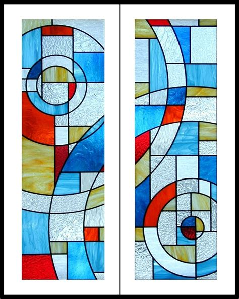Stained Glass Cabinet Door Inserts Handmade Stained Glass Cabinet Door Inserts By Transparent Dreams Stained Glass Custommade
