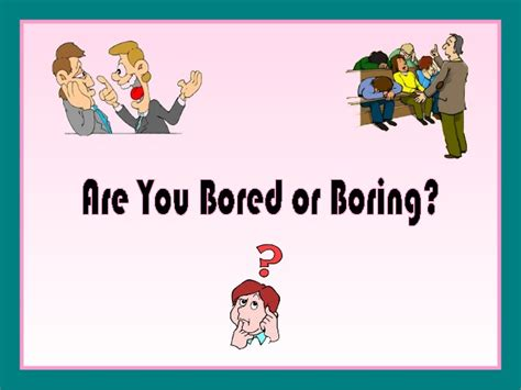 Boring Peripherals Need Not Apply by Bored Or Boring