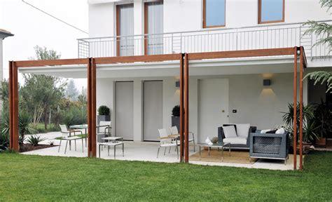 build awning over deck p 233 rgola modulable con techo abatible abri terrasse