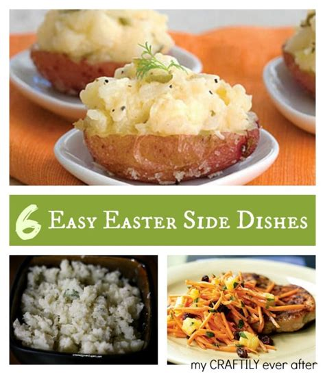 easter side dishes 6 easy easter side dishes