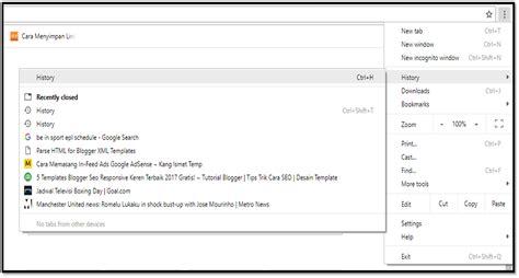 format gambar apa saja mengetahui situs apa saja yang dikunjungi pada suatu