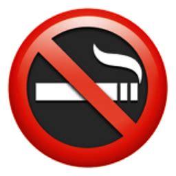 no smoking sign android no smoking emoji u 1f6ad