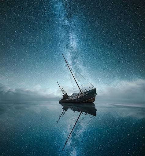 Finnish photographer captures the most otherworldly night pictures you ll ever see on instagram