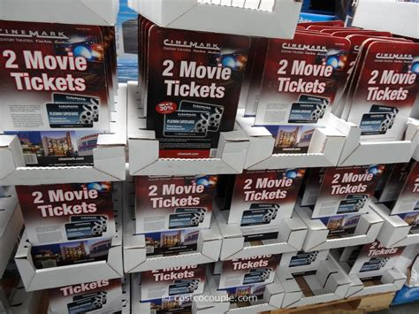 Movie Tickets Gift Card Costco - cinemark theaters discount movie tickets