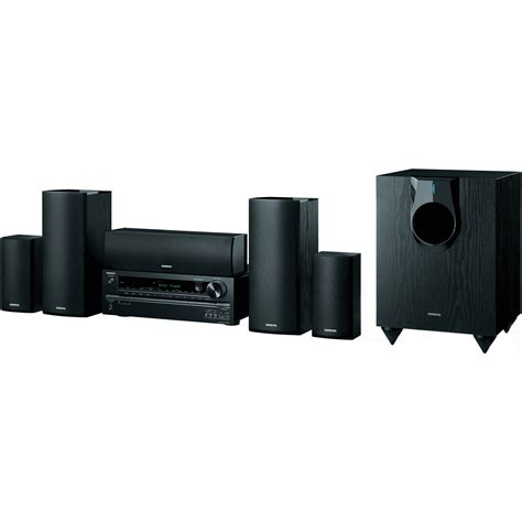 onkyo ht s5700 5 1 channel network home theater system ht
