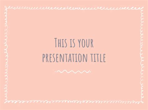 themed powerpoint templates free free powerpoint template or slides theme with