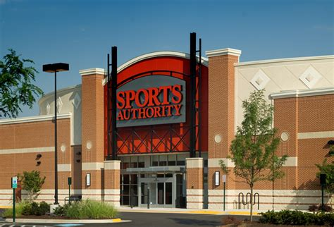 sports authority to 140 stores inside outdoor