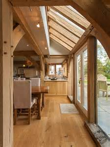 Sips House Eco Timber Frame Open Plan Timber Frame House