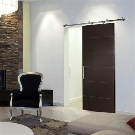 puertas corredizas  los interiores de las casas