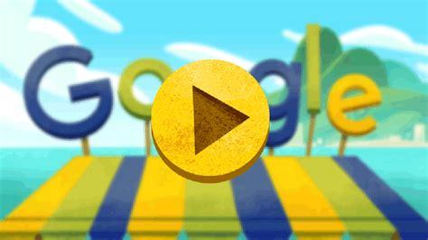 doodle hoy lanza el doodle m 225 s interactivo con motivo de los