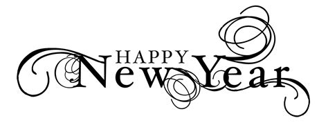new year clipart black and white happy new year new year 6 black and white clipart clipart