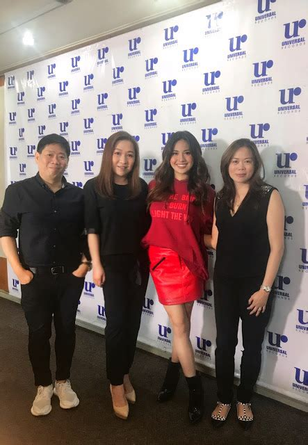 San Jose Records Asia S Pop Sweetheart Julie San Jose Signs With Universal Records