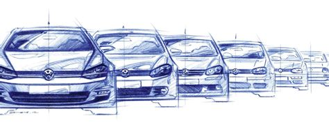 Inside story of the next gen VW Golf   Autofocus.ca