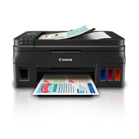 Printer Canon G4000 Canon G4000 Refillable Ink Tank With Print Scan Copy Fax