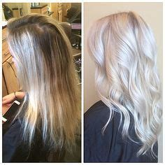 age for icy blonde hair shades icy blonde and redken shades eq on pinterest