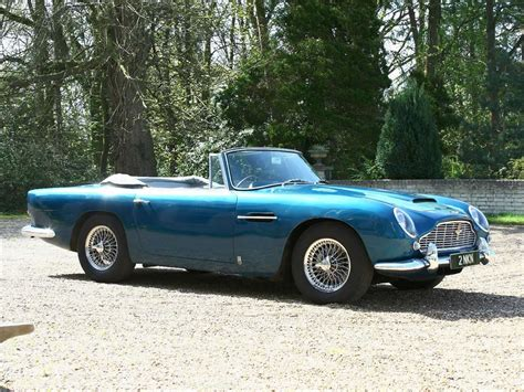 vintage aston martin convertible classic aston martin db5 convertible buying guide