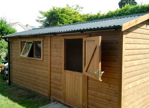 wooden workshops for sale timber workshops uk tunstall
