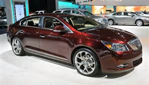 Buick Lacross Price 2016 Buick Lacrosse Review Price Interior Engine 2018