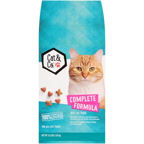 Cat Co Food cat co cat co food complete nutrition 3 5lb