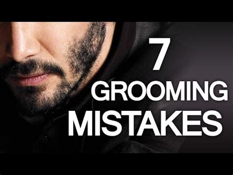 long hair grooming tips for men 7 grooming mistakes men make man s guide to better