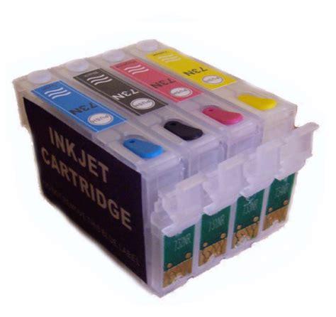 Tinta Epson Cx5500 Cartuchos Rellenables Tx100 Tx200 Cx3600 Cx5600 Cx5900