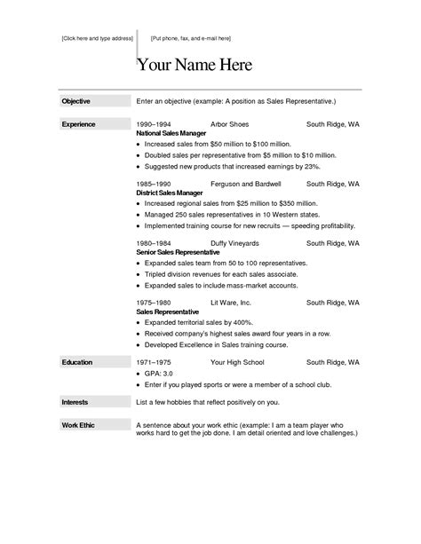 Resume Format Download Editable | resume template editable cv format download psd file