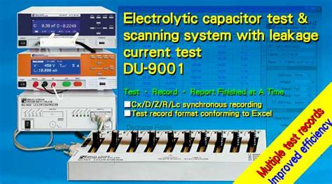 capacitor test system capacitor reliability test 28 images 5pcs 16v3900uf 16v 16x25mm rjh elna low impedance high