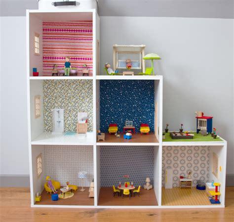 DIY   Faire une maison de poupée soit même facilement