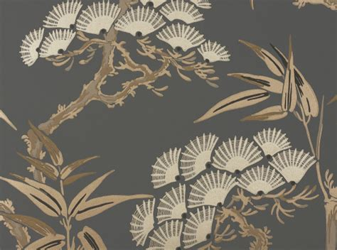 grey japanese wallpaper tamaki wallcovering french grey contemporary wallpaper