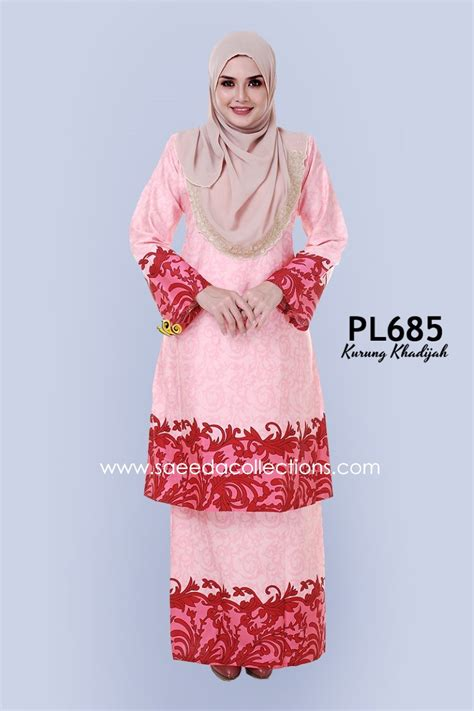 Rn Cp Malright Merah baju kurung pucci newhairstylesformen2014