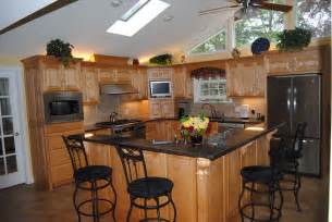 L Shaped Island Kitchen Designs By Dupre
