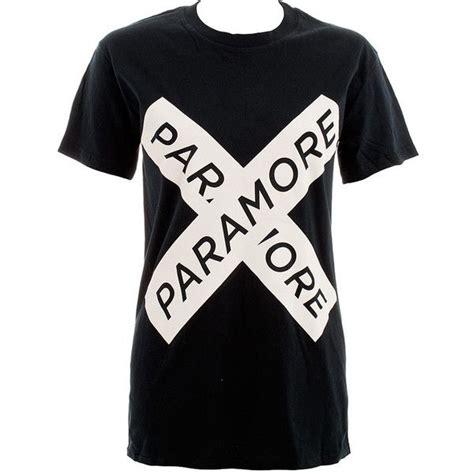 Paramore Black Shirt paramore cross t shirt paramore band merch black
