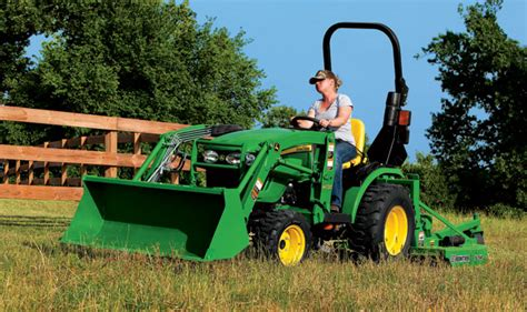 Mba Vs Jd Review by 2014 Deere 2032r Review