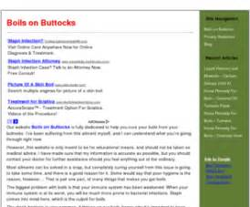 boilsonbuttocks boils on buttocks treatment home