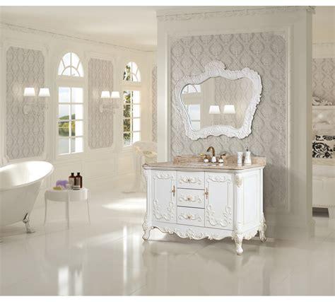 51 Bathroom Vanity by Antique 51 Inch Single Sink Bathroom Vanity