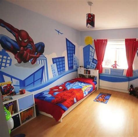 Batman Bedroom Decor » Home Design 2017
